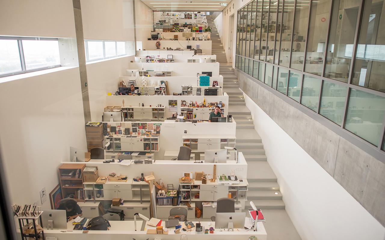 Es nuestra escuela de arte arquitectura y dise o for Arquitectura de interiores universidades