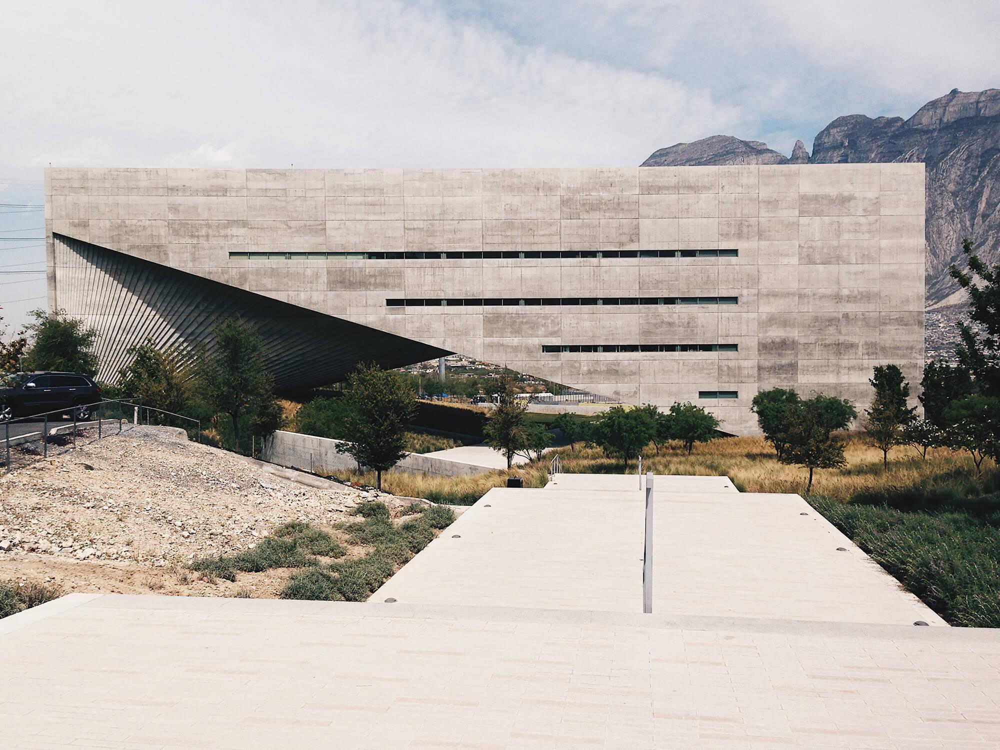 Qui nes somos centro roberto garza sada de arte for Arquitectura y diseno monterrey