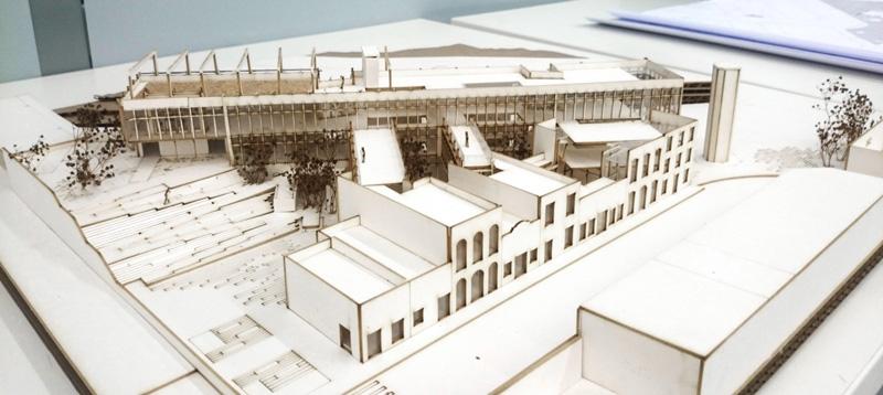 Arquitecto centro roberto garza sada de arte for Requisitos para estudiar arquitectura